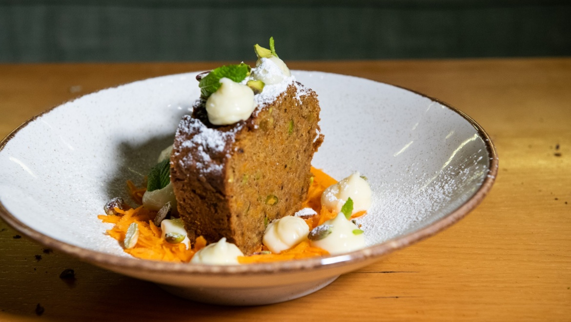 Carrot Cake Frosting