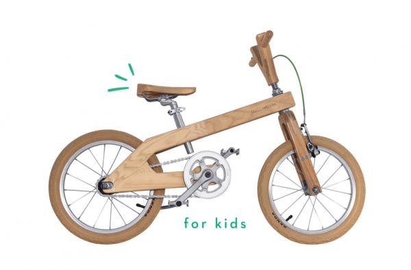 παιδικό ποδήλατο ξύλινο