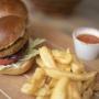 Mini Falafel Burger